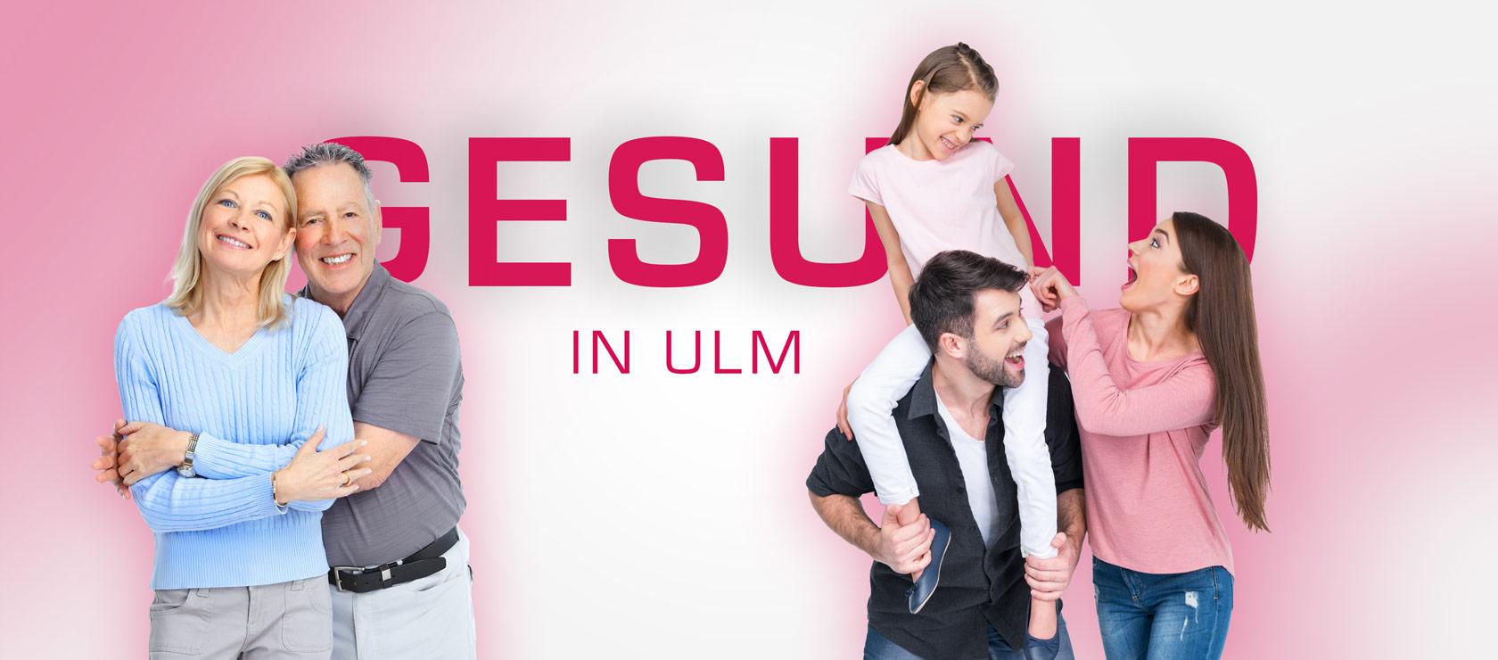 Gesundheitsstudio Ulm - Physiotherapie und Logopädie