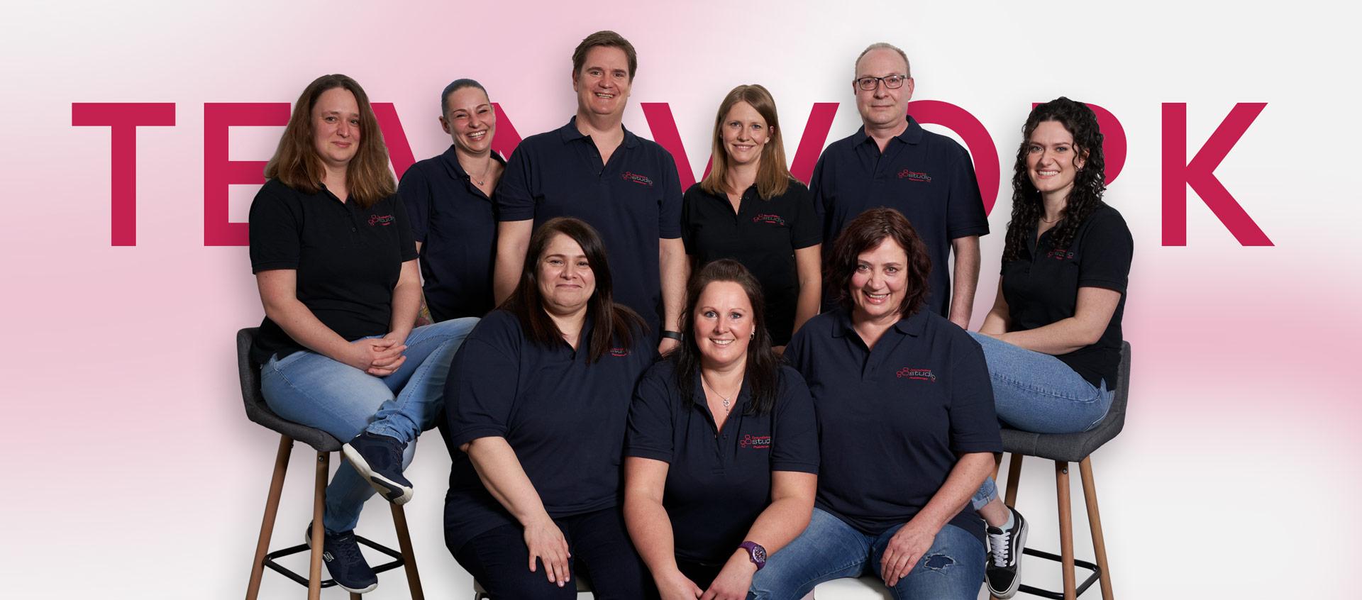 Gesundheisstudio Ulm Team